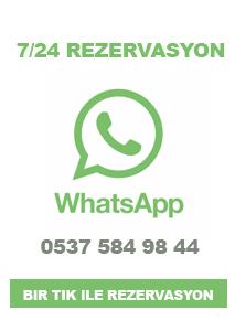 whatsapp-rezervasyon