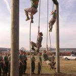 Askeri Jimnastik Tırmanma Halatı Kiralama