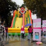 Mini Çocuk Oyun Parkı Kiralama