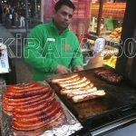 Hot Dog Sosisli Arabası Kiralama