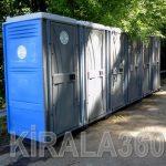 Seyyar wc kiralama