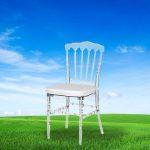 Pleksi napolyon sandalye kiralama